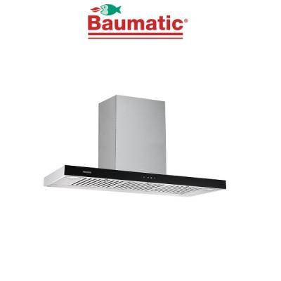 Baumatic BET935X 90cm 掛牆煙導式抽油煙機 Chimney Hood