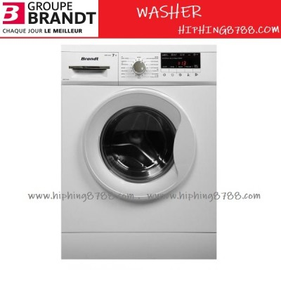Brandt 白朗 BWF710AX 7公斤 1000轉 前置式洗衣機 Front Loaded Washer