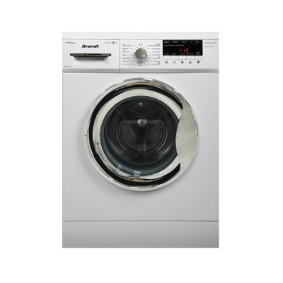 Brandt 白朗 BWF814VX 8公斤 1400轉 前置式變頻洗衣機 Front Loaded Washer