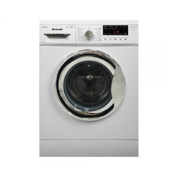 Brandt 白朗 BWF714VX 7公斤 1400轉 前置式變頻洗衣機 Front Loaded Washer