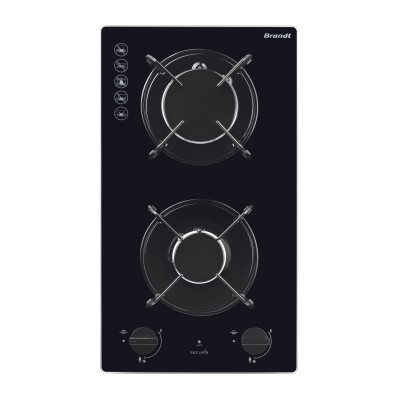Brandt 白朗 TG1120B 內置式雙頭煤氣煮食爐 Built in 2 burners Town Gas Hob