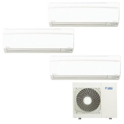 Daikin 大金 4MXS80E 冷暖變頻 多聯分體式 1匹+1匹+1匹 (包標準安裝)