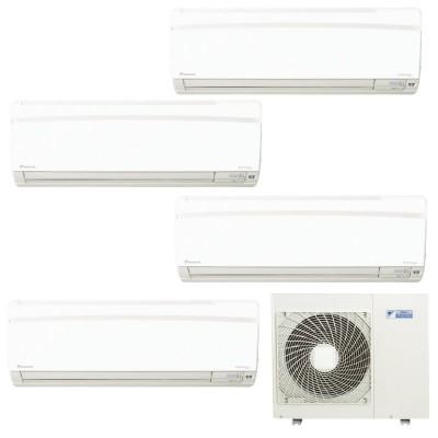 Daikin 大金 4MXS80E 冷暖變頻 多聯分體式 1匹+1匹+1匹+1匹 (包標準安裝)
