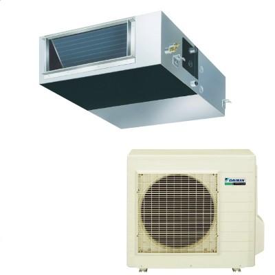 DAIKIN 大金 FBQ50BV1A 2匹 變頻冷暖(中靜壓)風管式冷氣機
