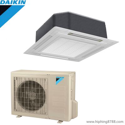 Daikin 大金 FCRN50AV1 2匹卡式(四面出風)藏天花式冷氣機  室外機低於100KG系列