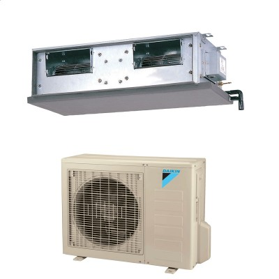 Daikin 大金 FDBR50AXV1H 2匹 風管式冷氣機 低靜壓型金屬風扇