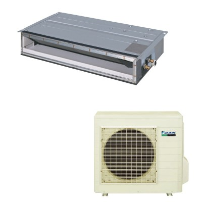 DAIKIN 大金 FDXS60CVMA 2.5匹 變頻冷暖(低靜壓)風管式冷氣機