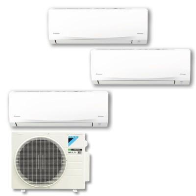 DAIKIN 大金 MKC50RVMN  R32 變頻淨冷一拖三分體冷氣機 1匹+1匹+1匹 (包標準安裝)