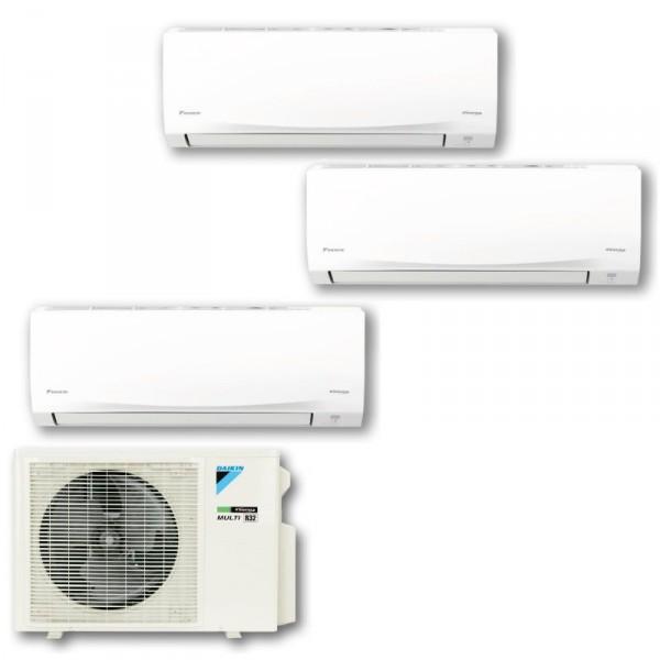 DAIKIN 大金 MKC70SVMN R32 變頻淨冷一拖三分體冷氣機 1匹+1匹+1.5匹 (包標準安裝)
