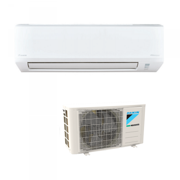 Daikin 大金 FTWX35AXV1 1.5 匹 纖巧型 變頻冷暖 分體式冷氣機 (包標準安裝)