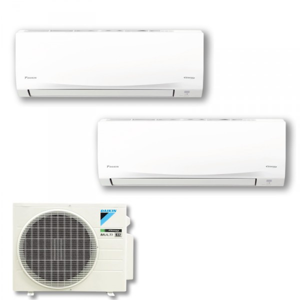 DAIKIN 大金 MKC50RVMN  R32 變頻淨冷多聯分體式 1匹+1.5匹 (包標準安裝)