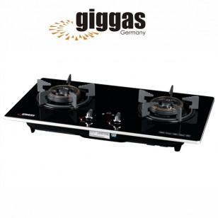 Giggas 上將 GA9288LPG 嵌入式雙頭石油氣爐