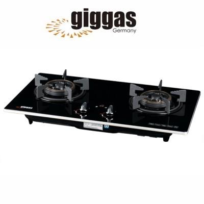 Giggas 上將 GA-9288TG 嵌入式雙頭煤氣爐