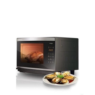 German Pool 德國寶 SGV2617 26公升 座檯式 多功能蒸烤焗爐 2-in-1Steam & Grill Oven (Free-standing)