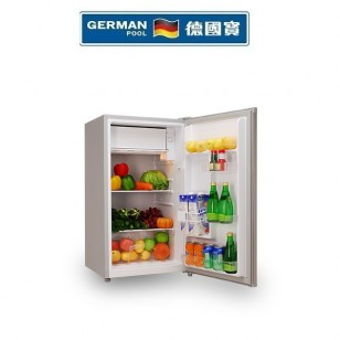 German Pool 德國寶 REF195 纖巧單門雪櫃 Single-Door Refrigerator
