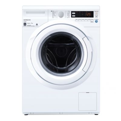 Hitachi 日立 BD-W80WV 8KG 1200轉 前置式洗衣機 Front Loaded Washer