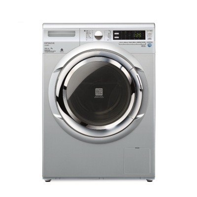 Hitachi 日立 BD-W80XWV 8公斤 1400轉 前置式洗衣機 Front Loaded Washer