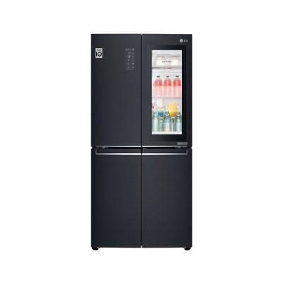 LG F529MC76 458公升 InstaView Door-in-Door對門雪櫃 (包基本送貨)