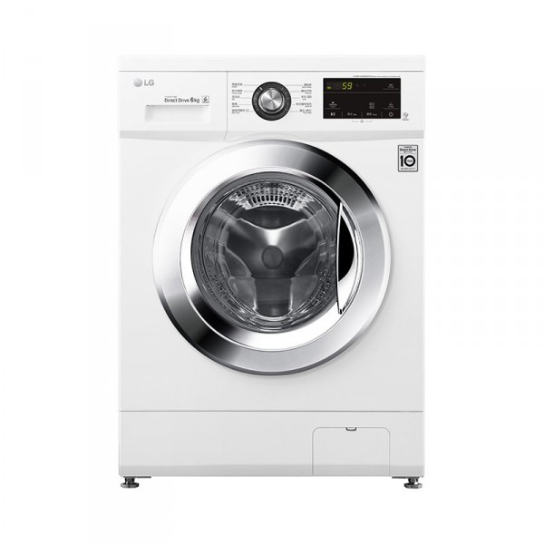 LG WFT1206KW 6公斤 1200轉 前置式洗衣機 Front Loaded Washer