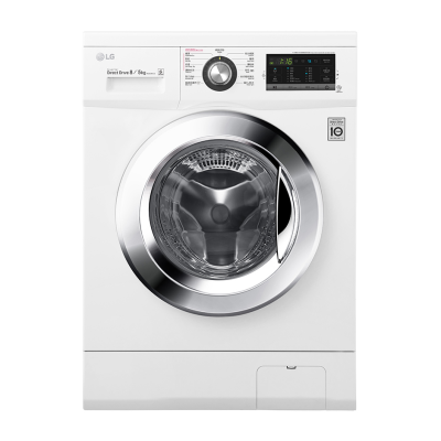 LG WF-T1207MW 7公斤 1200轉 前置式洗衣機 Front Loaded Washer