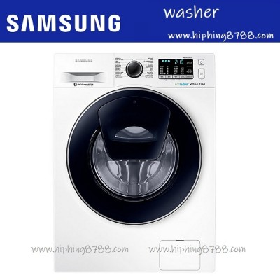 Samsung 三星 WW80K5210VW 8KG 1200轉 前置式洗衣機 Front Loaded Washer
