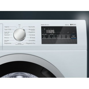 SIEMENS 西門子 WU10P263BU 8公斤1000轉 IQ300 廚櫃底前置式洗衣機 Front Loaded Washer