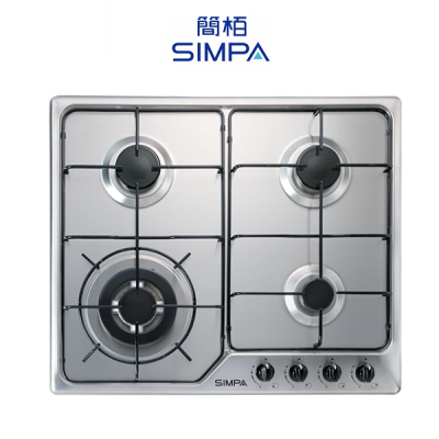 SIMPA 簡栢 MY54A 嵌入式四頭平面爐