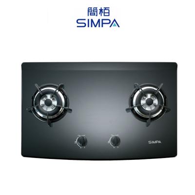 SIMPA 簡栢 SRJB72S 嵌入式雙頭平面爐