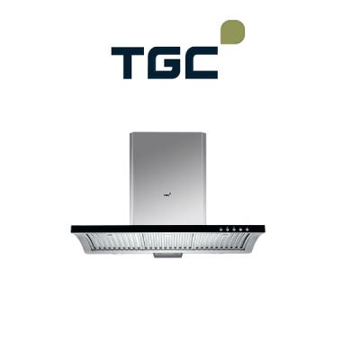 TGC SZ90 煙導式抽油煙機 不銹鋼色