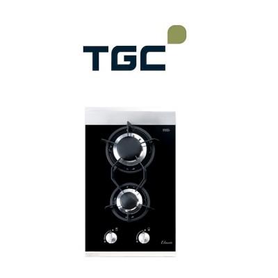 煤氣優質爐具 TGC TRJB12S-C 雙爐頭嵌入式平面爐