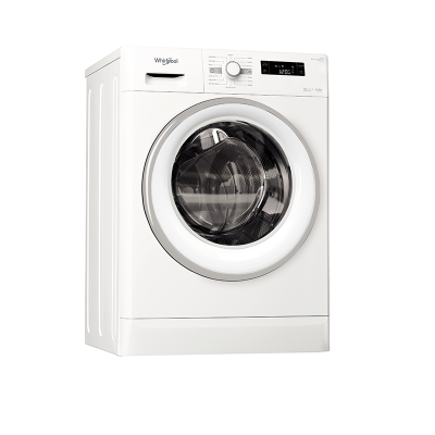 Whirlpool 惠而浦 第6感 CFCR80221 8公斤 1200轉 纖薄前置滾桶式洗衣機 Front Loaded Washer