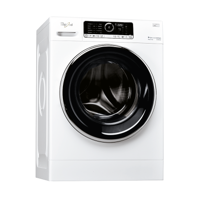 Whirlpool 惠而浦 第6感 FSCR80220 8公斤 1200轉 前置式洗衣機 Front Loaded Washer