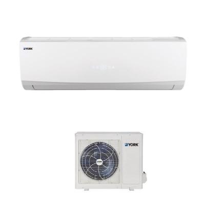 York 約克 YDEK09 1匹 變頻冷暖 分體式冷氣機 (包標準安裝)