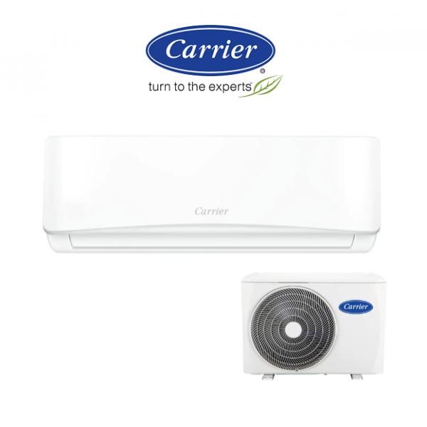 Carrier 開利 42KCEP12LV 1.5匹 纖巧型 變頻淨冷 分體式冷氣機  (包標準安裝)