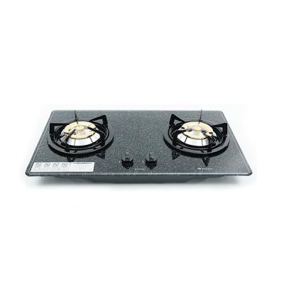 CGS 皇冠牌 BI-727GB 嵌入式雙頭石油氣煮食爐