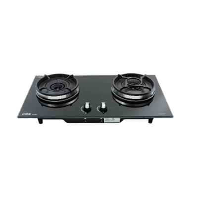 Crown 皇冠牌 CB-2801B-TG 嵌入式雙頭煤氣煮食爐