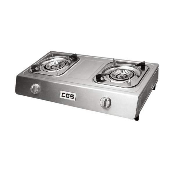 CGS 皇冠牌 CK8268 座枱式 雙頭石油氣煮食爐