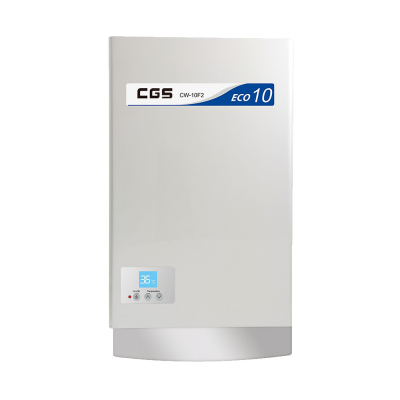 Crown 皇冠 CW-10F2RF 11公升 數碼恆溫相石油氣熱水爐 背出排氣