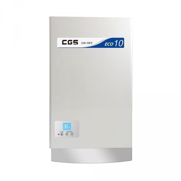 CGS 皇冠牌 CW-10F2TF-LPG 10公升 數碼恆溫相石油氣熱水爐 頂出排氣