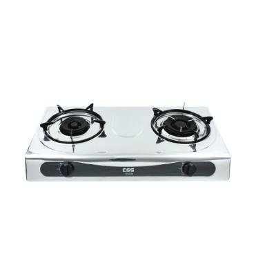 Crown 皇冠牌 CK-8228 座枱式雙頭石油氣煮食爐