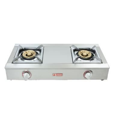 CGS 皇冠牌 CR8838 座枱式雙頭石油氣煮食爐