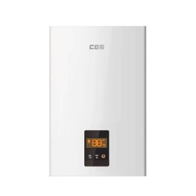CGS 皇冠牌 CW-1201RF-TG 12公升 數碼恆溫煤氣熱水爐 背出排氣