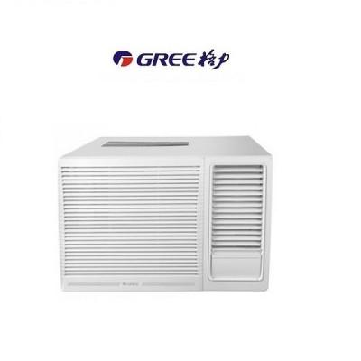 Gree 格力 G1812VM 1.5匹 窗口式冷氣機 (包標準安裝)