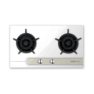 Sakura 櫻花 G2522W 嵌入式雙頭煮食爐 (煤氣或石油氣)