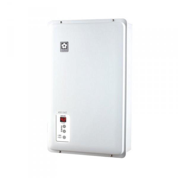 Sakura 櫻花 H100RF 10公升 背出排氣 氣體熱水爐 白色 (煤氣或石油氣)