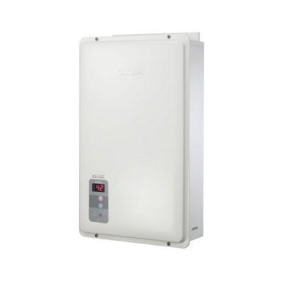 Sakura櫻花 H10FF 10公升 背出排氣 石油氣體熱水爐  白色